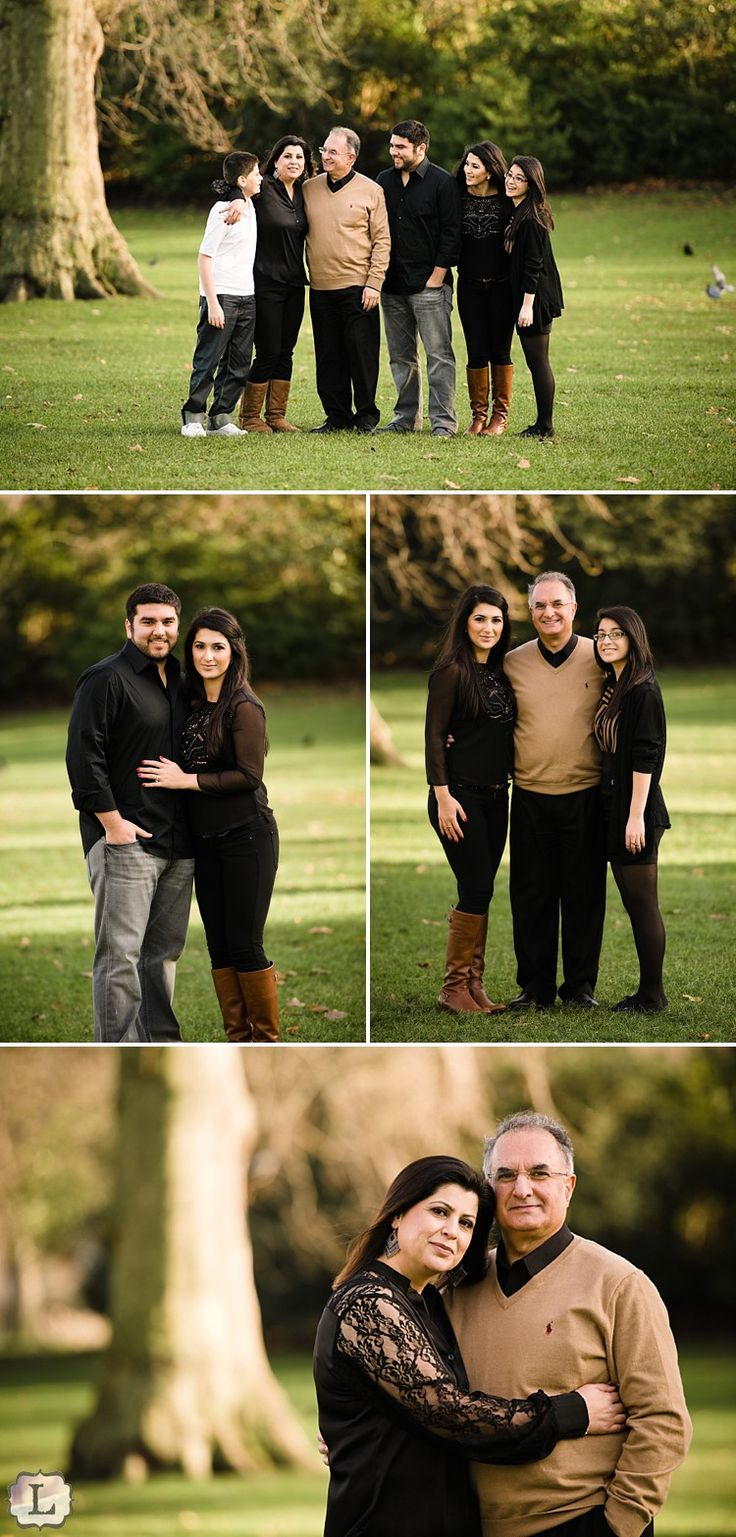 big family photo shoot is a great gift for parents when kids are grown. they LOVE them :) #Notabox #UPShappy