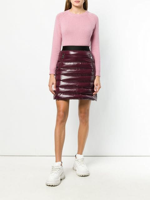1ccb91967 Moncler padded mini skirt Moncler, Leather Skirt, Youth, Mini Skirts, Leather  Skirts