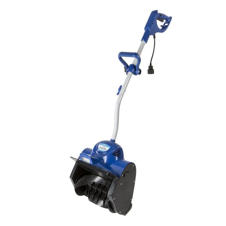 Snow Joe Plus 12 in. 10 Amp Electric Snow Shovel with Light - 324E