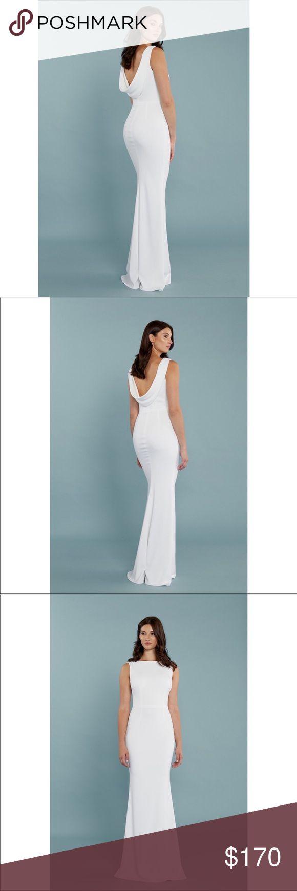 I just added this listing on Poshmark: NWT Katie May ivory Vionnet dress. #shopmycloset #poshmark #fashion #shopping #style #forsale #katie may #Dresses & Skirts