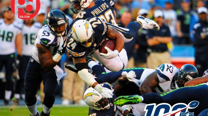 Chargers Vs Seahawks Live Los Angeles Chargers Nfl Football Live Nfl Sunday Football