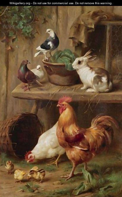 'Farmyard Harmony' - Edgar Hunt