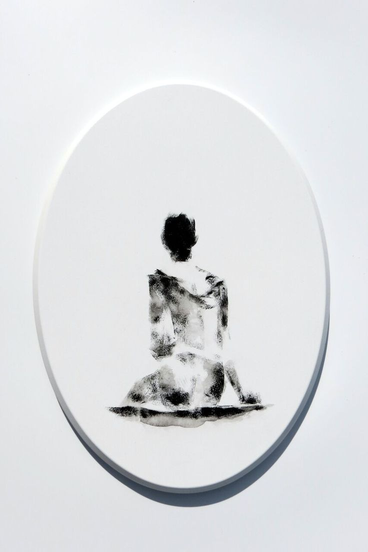 "A Studied Glaze 7 Number 7 from a 2015 series of 11 cameos by Robin Ranga.  These oval ""cameo's"" reference keepsakes and memories to focus on the notion that each person is revered for simply ""being them"". The title also raises questions on how we portray ourselves:  the mirrored image can be quite different to how we perceive ourselves and how we appear to others."