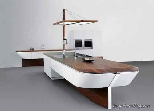 cool Dekoratif Özel Mutfak Tasarımları