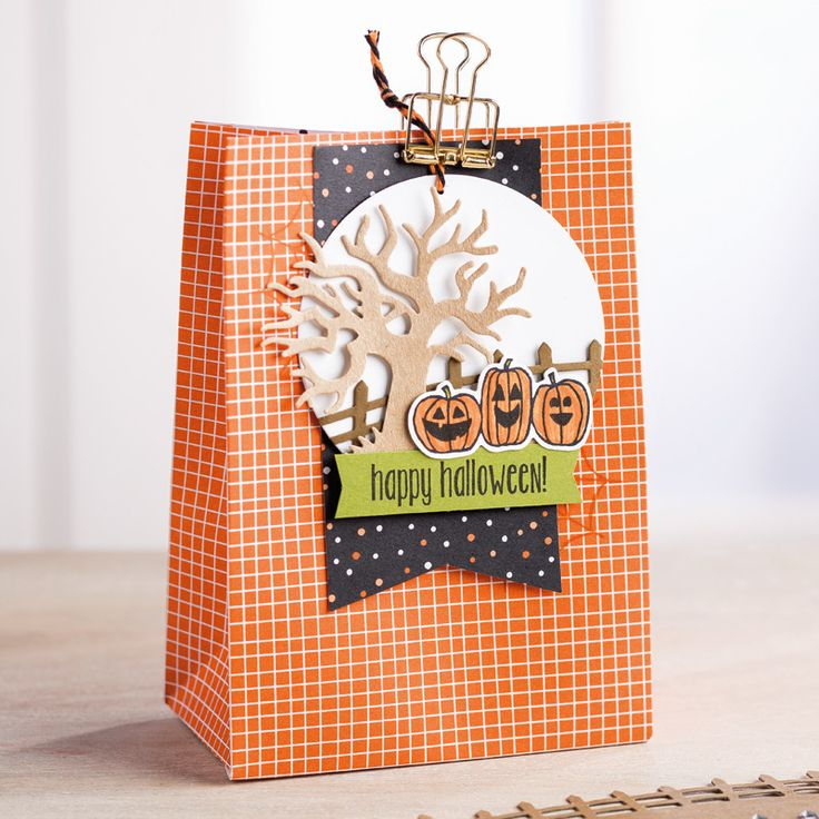 Spooky Fun Photopolymer Stamps by Stampin' Up!