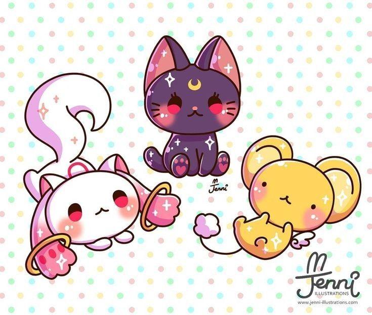 Cartoons Cute Animal Drawings Kawaii Cute Animal Drawings Cute Drawings