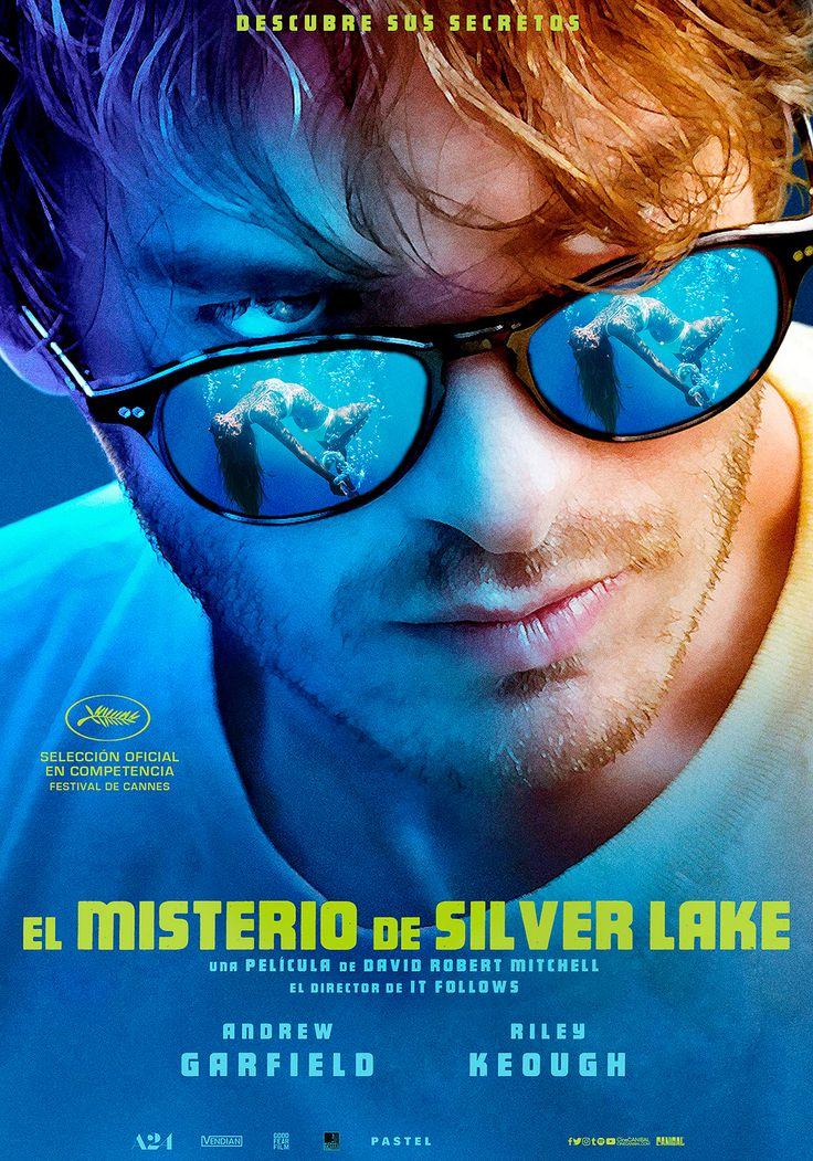 El Misterio De Silver Lake Under The Silver Lake Peliculas De Terror Cine Peliculas