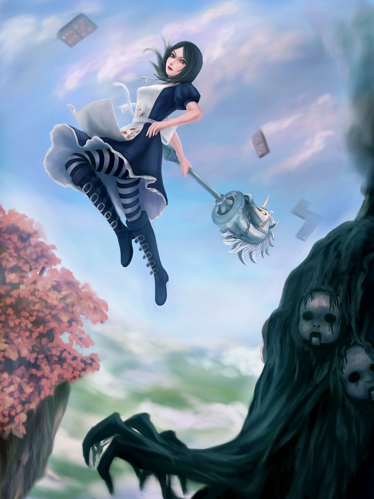 American McGee's Alice: Leaping