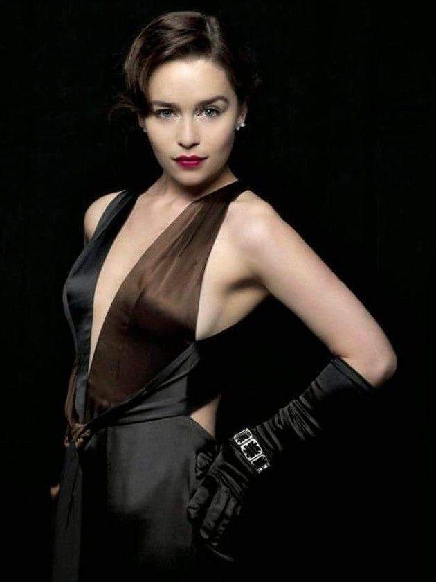 Emilia Clarke   Emilia clarke, Beautiful female ...