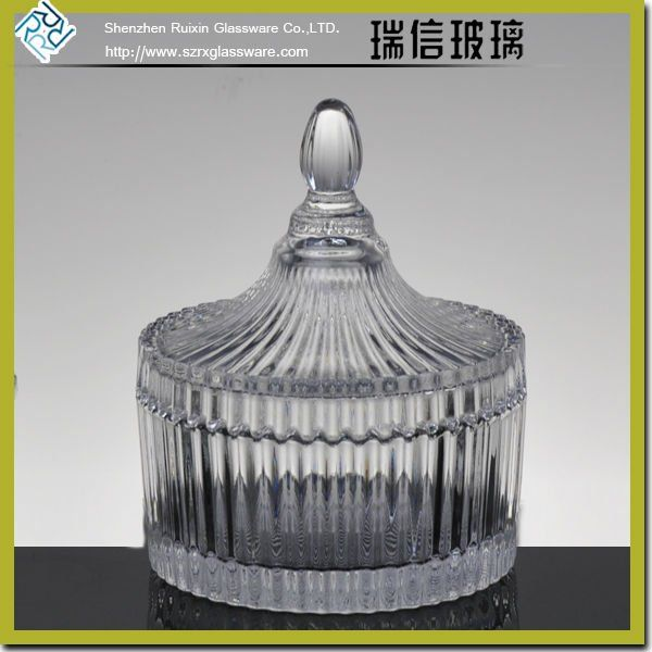 Unique Handmade Glass Clear And Big Container Glass, View Big Container Glass, RUIXIN Product Details from Shenzhen Ruixin Glassware Co., Ltd. on Alibaba.com