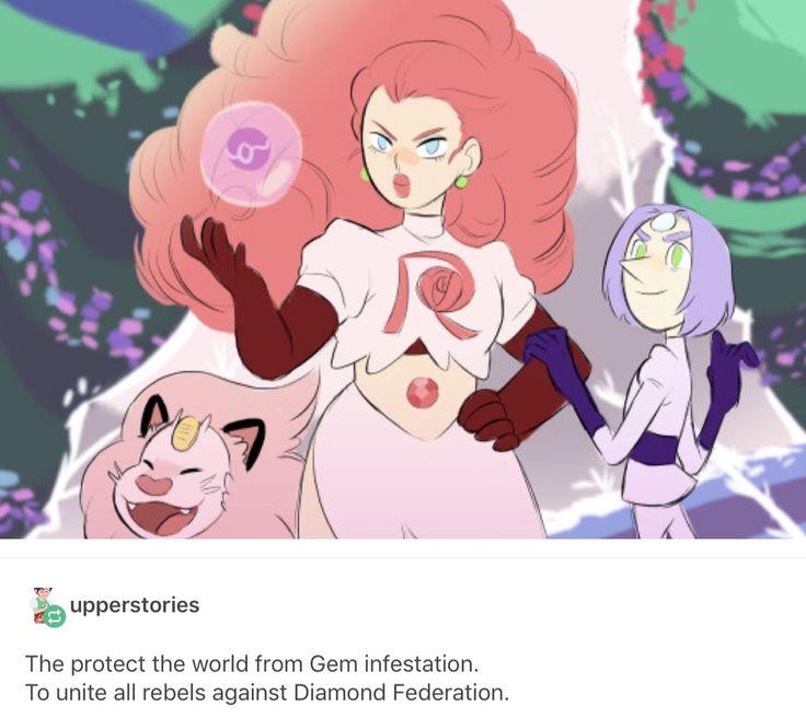 Rose, Perola e Leão é isso aí