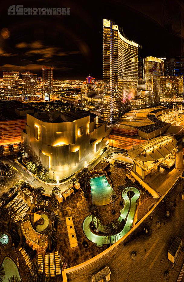 Aria, Las Vegas, NV