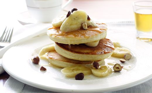 Epicure's Homemade Mix and Pancakes