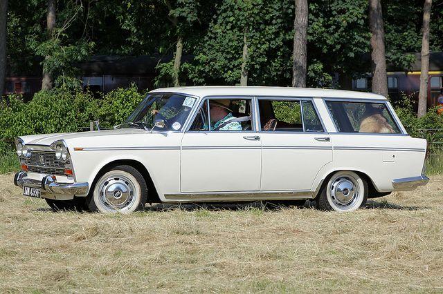 Fiat 2300 Estate Car