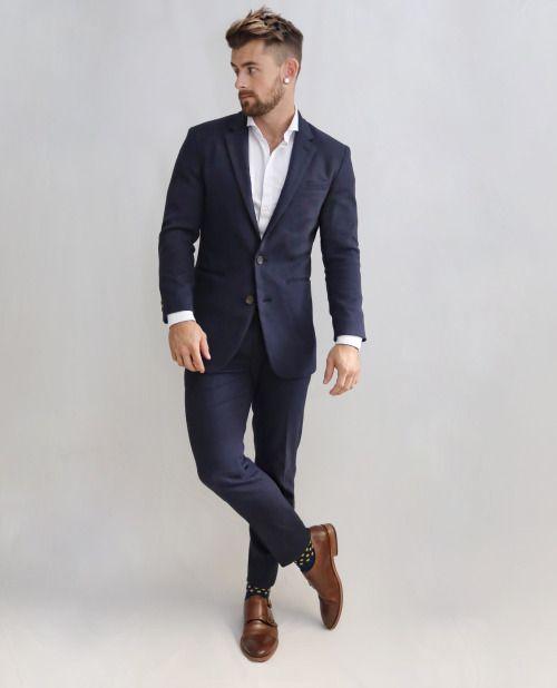 clean cut.shop the look:jacketshirtpantsshoessocks