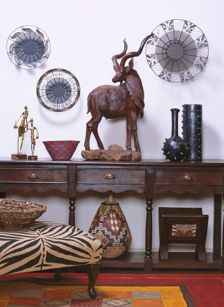 Culture on Display African Home Decor
