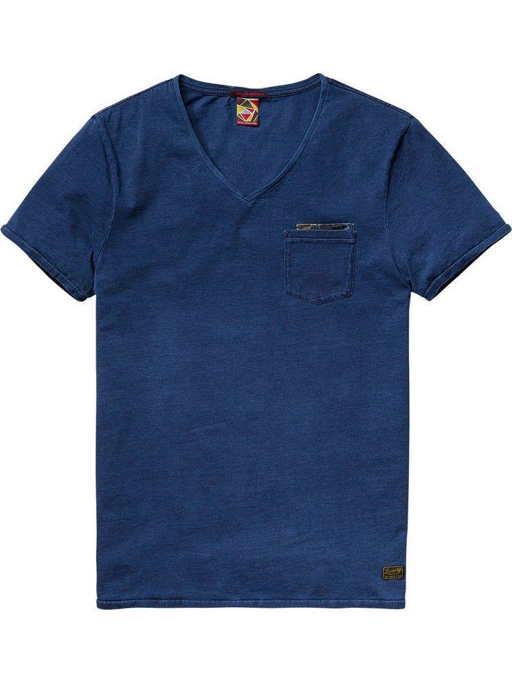 Scotch & Soda - Chest Pocket T-Shirt