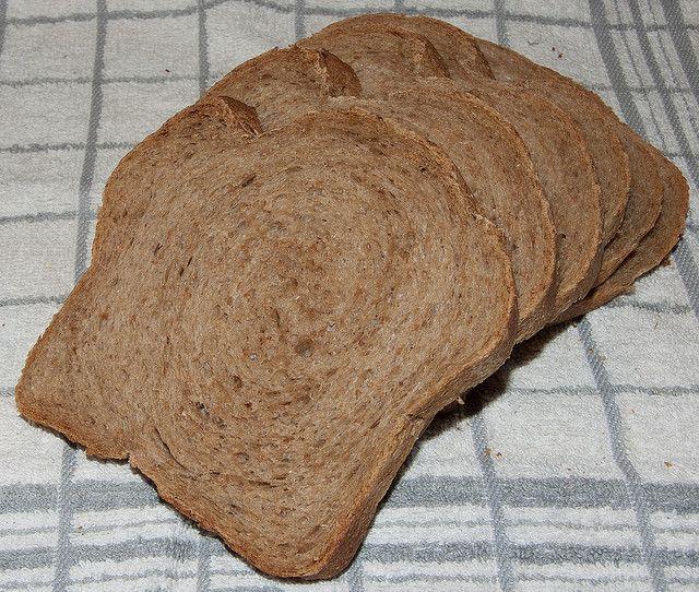 Bruin brood , getest en heerlijk luchtig!