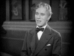 """3 William Haines, Marion Davies and Charlie Chaplin in the 1928 silent comedy """"Show People."""""""