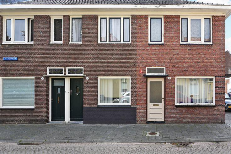 Van Dijckstraat 4 te Tilburg