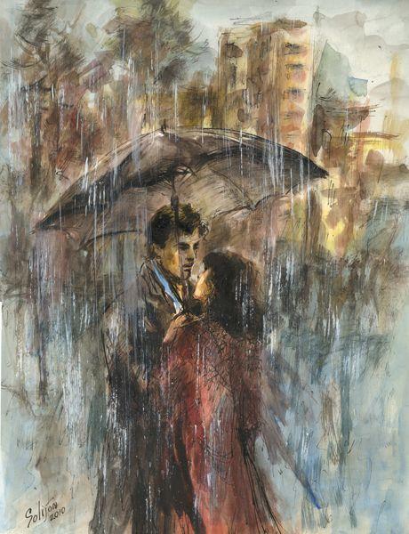 """Cалиджон - """"Проливной дождь"""""""