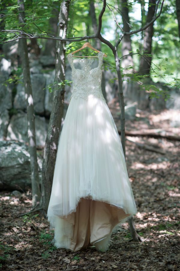 Dream Come True Wedding photographed by Stefy Hilmer Photography featuring gowns from Ever After Bridal Inc