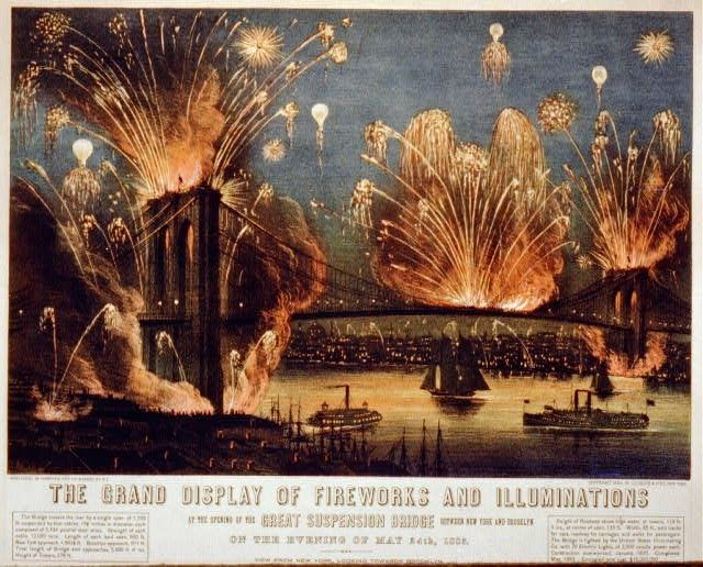 Fourth of July Archives - The Bowery Boys: New York City History