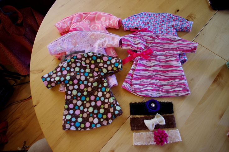 Tutorial:: Teeny Tiny Preemie Clothes