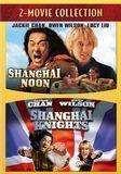 Shanghai Noon/Shanghai Knights [2 Discs] [DVD]