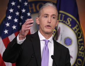 Trey Gowdy: 'Did You Ever Hear The Media Call For Special Counsel For President Obama?' [AUDIO)