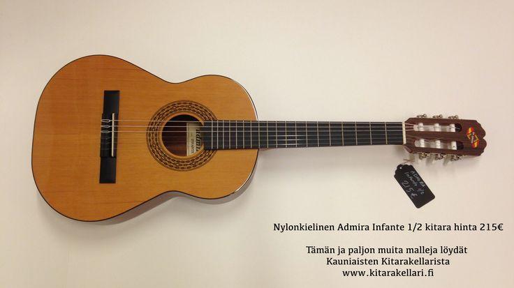 Admira Infante guitar / Kitarakellari