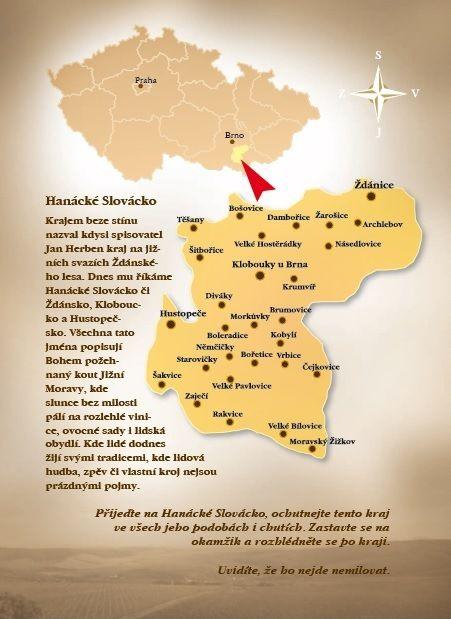 Hanácké Slovácko :: Hustopečská Chasa