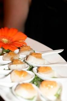 Calgary Catering Service | Raw Canvas Catering Inc.