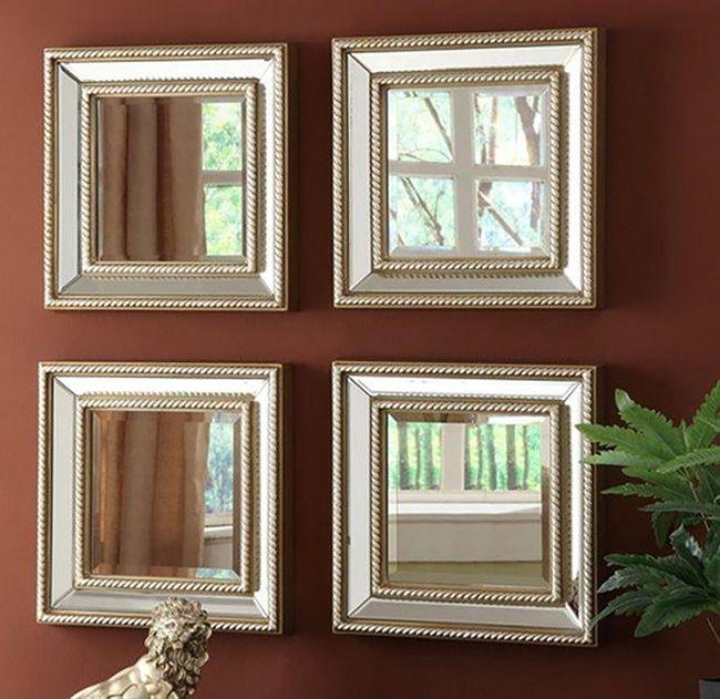 1000 images about espejos decorativos on pinterest for Espejos grandes decorativos