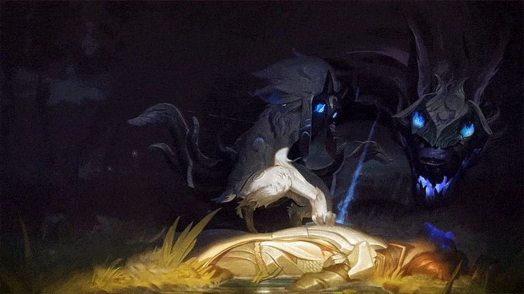 The New League Of Legends Champion Is Seriously Creepy