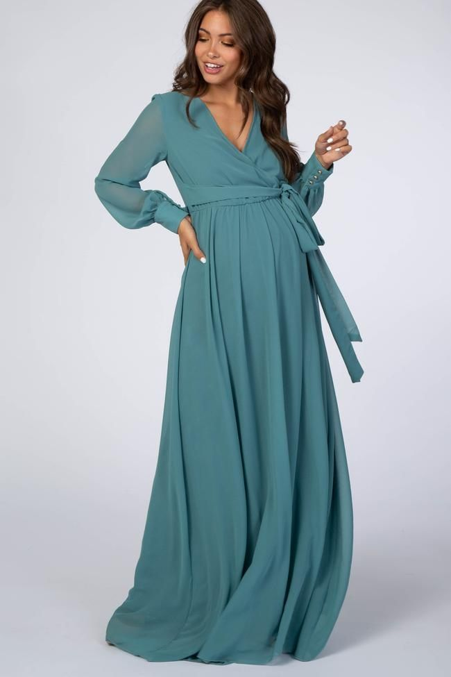 44++ Chiffon maternity maxi dress information