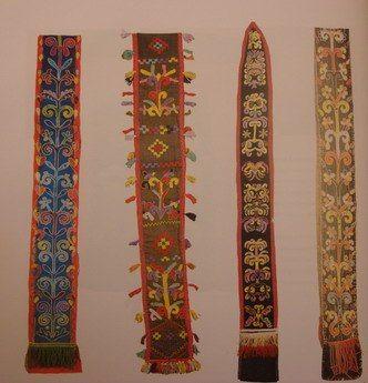 Традиционное декоративное искусство башкир.