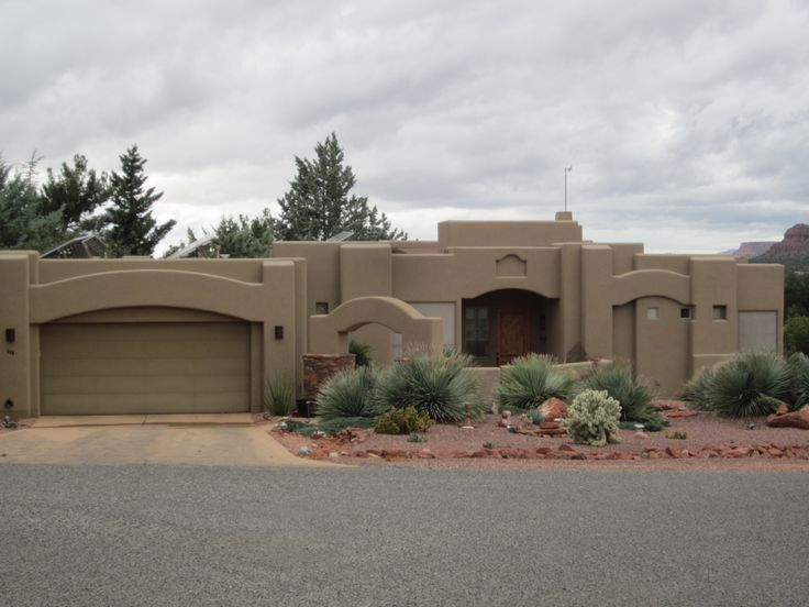 Santa fe style my beautiful retirement pinterest for Santa fe style homes
