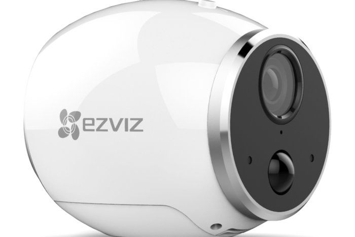 This indoor/outdoor camera offers strong security monitoring in an easy-to-install package.
