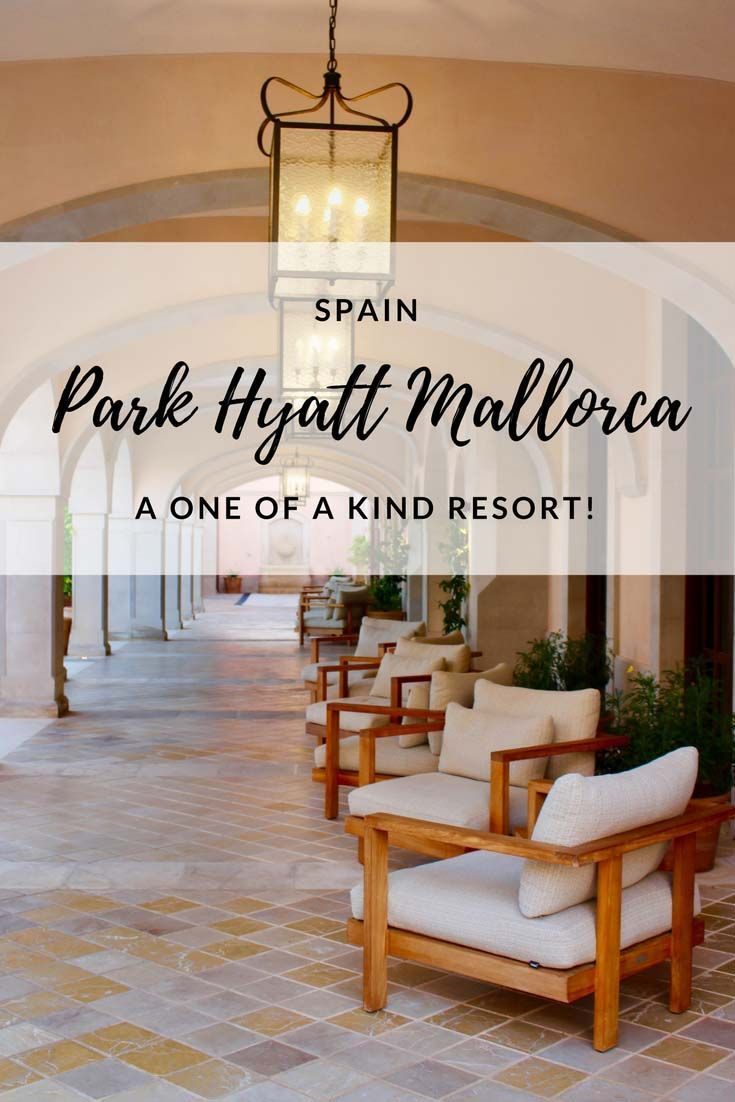Designed like a traditional Mallorcan village, the one-of-a-kind Park Hyatt Mallorca hotel and resort is located on the east coast of Mallorca (Majorca), about five minutes from the sea.