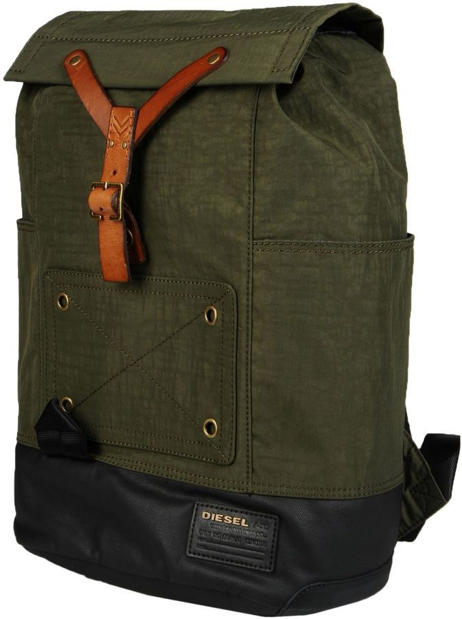 DIESEL Backpacks & Fanny packs | YOOX.COM saved by #ShoppingIS