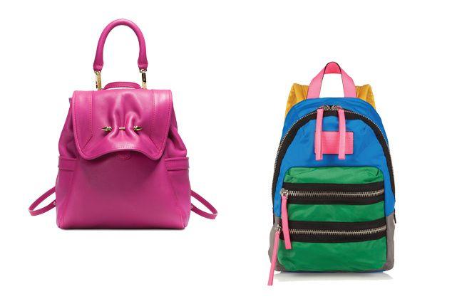 Glamourama: Uno para todas, back it up! La tendencia más cool en bolsos