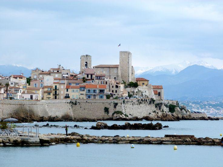 Vieil Antibes, Côte d'Azur, France