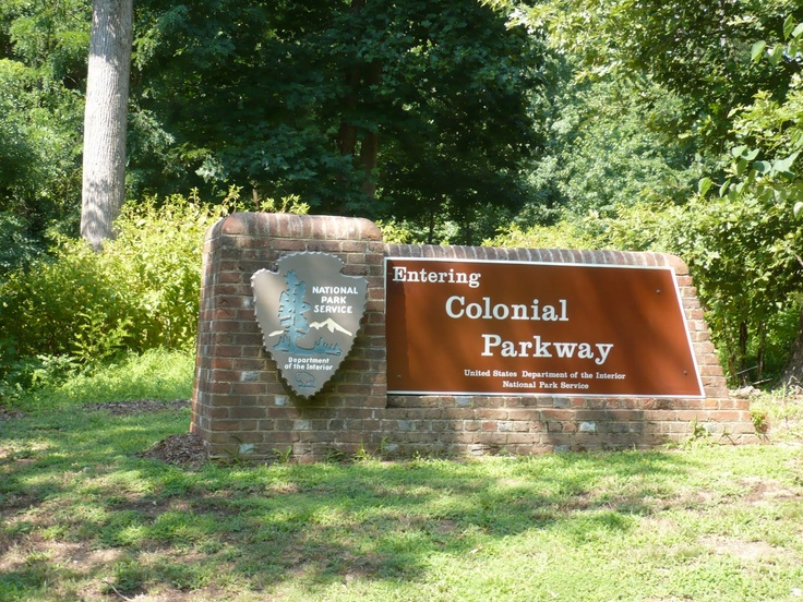 Colonial Parkway In Virginia National Parks I Ve Visited