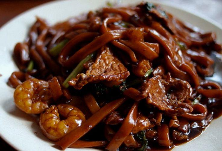 Hokkien Mee - Setapak Teochew Restoran @ 283 & 285, Jalan Pahang @ Setapak - courtesy of CCFoodTravel