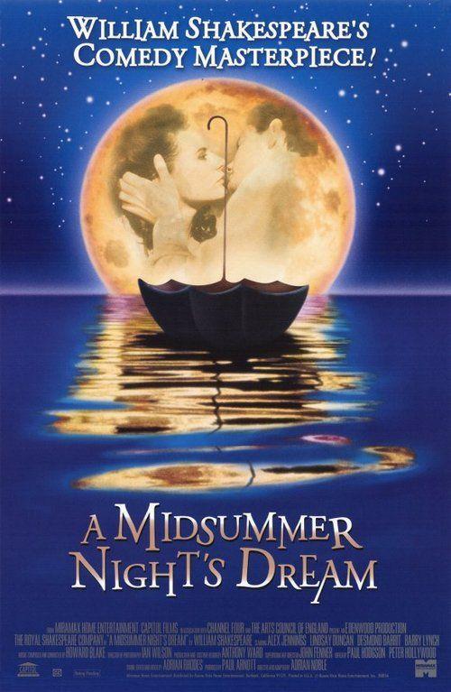 Watch A Midsummer Night's Dream 1996 Full Movie Online Free