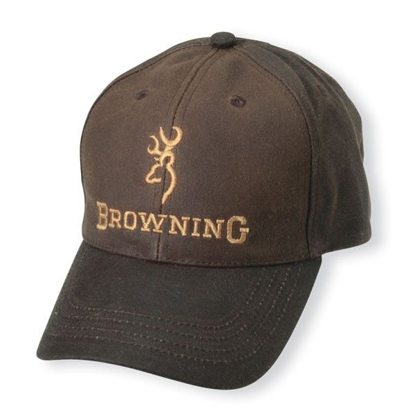 Browning Men s Brown Rugged Hat Back40Trading.com  6a7e87da9db