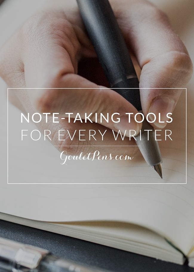 Writing down your notes can help you retain information. Pin this blog to find helpful pen, ink and paper suggestions for all of your note-taking needs!