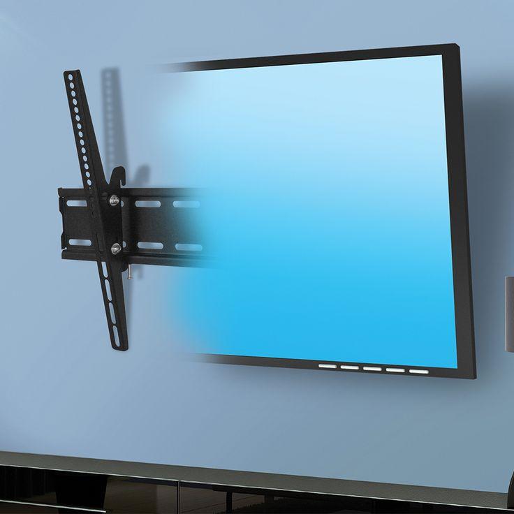 Xtreme 7-piece 37 to 70-inch Adjustable Tilting Flat TV Mount Set