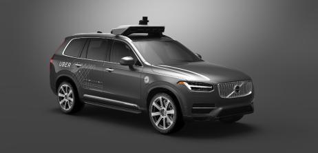 Roboter-Taxis: Fahrdienst Uber testet selbstfahrende Autos - SPIEGEL ONLINE - Nachrichten - Auto